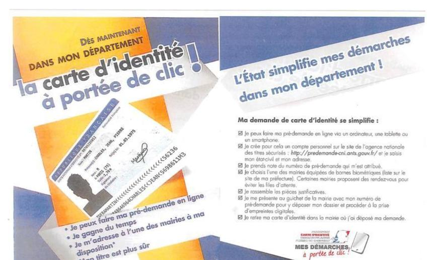 Carte Nationale d'Identité